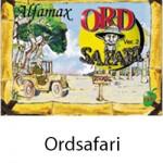 Ordsafari
