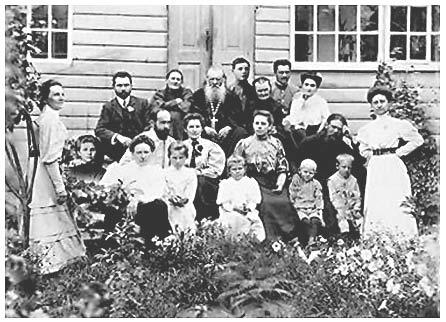 Fam. Lissenko 1907