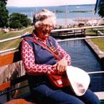 Dagny på Göta kanal